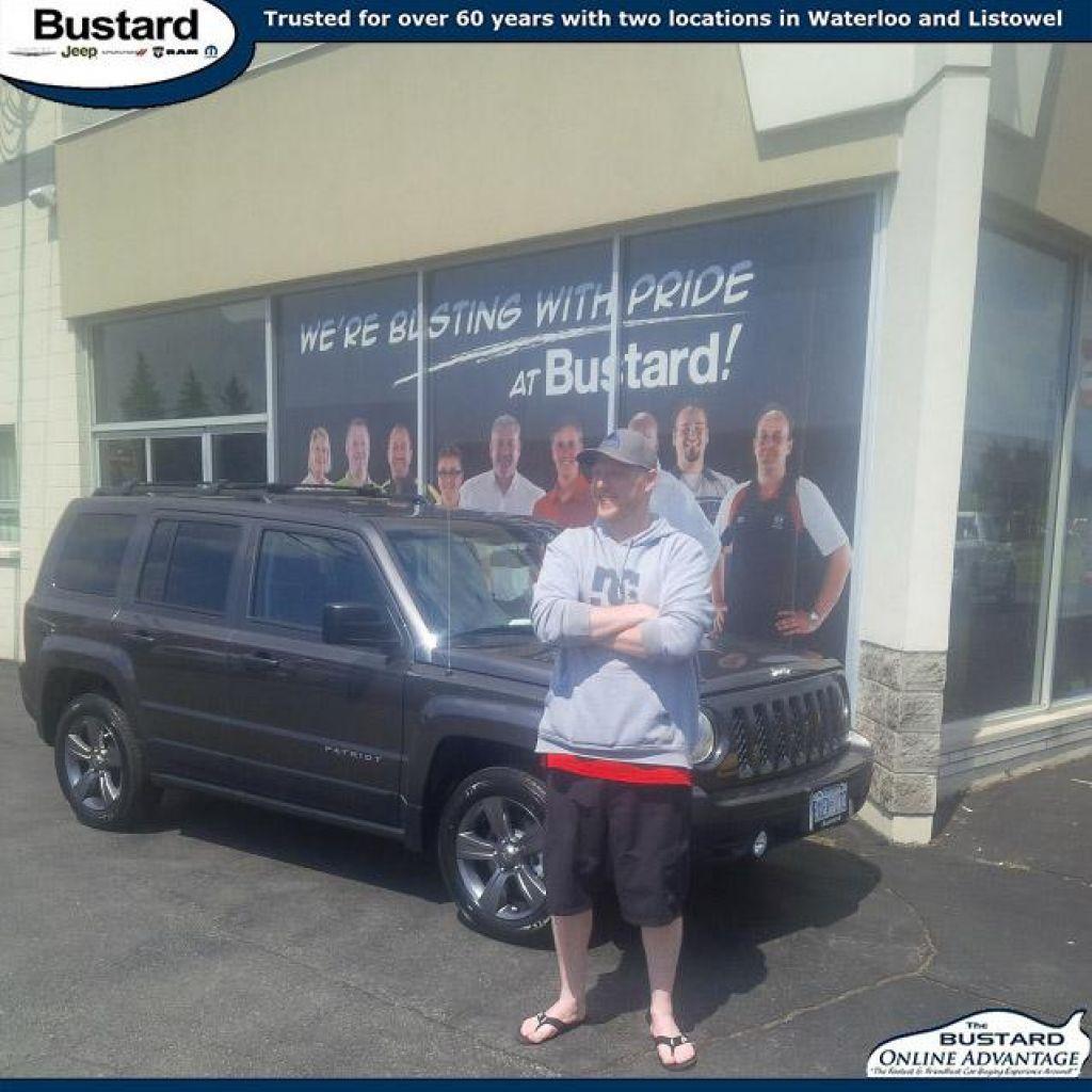 Bustard Chrysler Waterloo >> Jeff Marles Bustard Chrysler Dodge Jeep Waterloo Ontario
